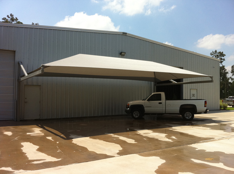 Rays Auto Sales >> Car Wash Shade Structures, Shade Sails, Canopies, & Awnings