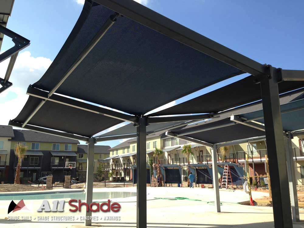 Pictures Of Shade Structures Shade Sails Canopies Amp Awnings